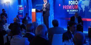 Mariano Rajoy, en el Foro Premium.