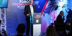 Josep Piqué, en el Foro Premium de DIARIO DE AVISOS