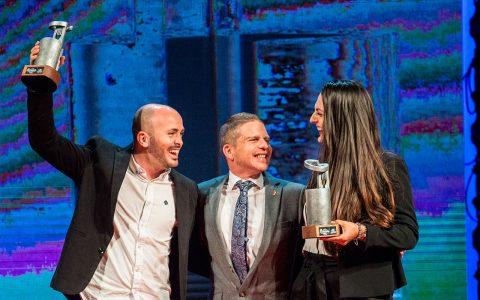 Premio Mejor Jefe de Cocina 'Ex Aequo': Laura y Víctor Suárez