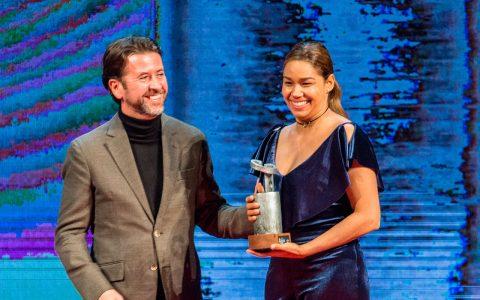 Premio a la Trayectoria: María Marte, chef de El Club Allard