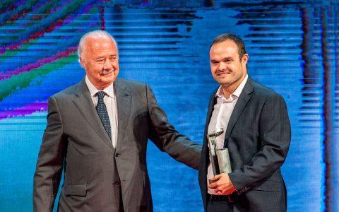 Premio Mejor Labor en Vinos: Roberto Santana
