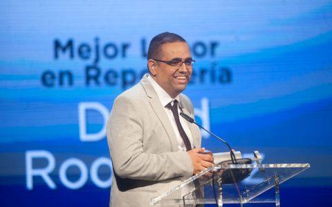 Premio Mejor Labor en Repostería: David Rodríguez.