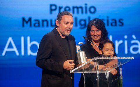 Premio Manuel Iglesias: Albert Adrià