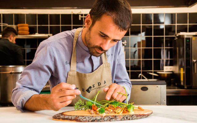 Premio Gastronomía Sostenible 2020: Borja Marrero