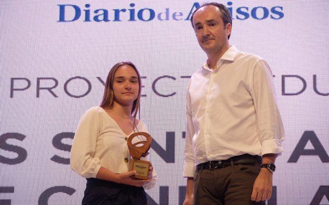 Premiados Impulso Sur 2019 IES Santa Ana 1