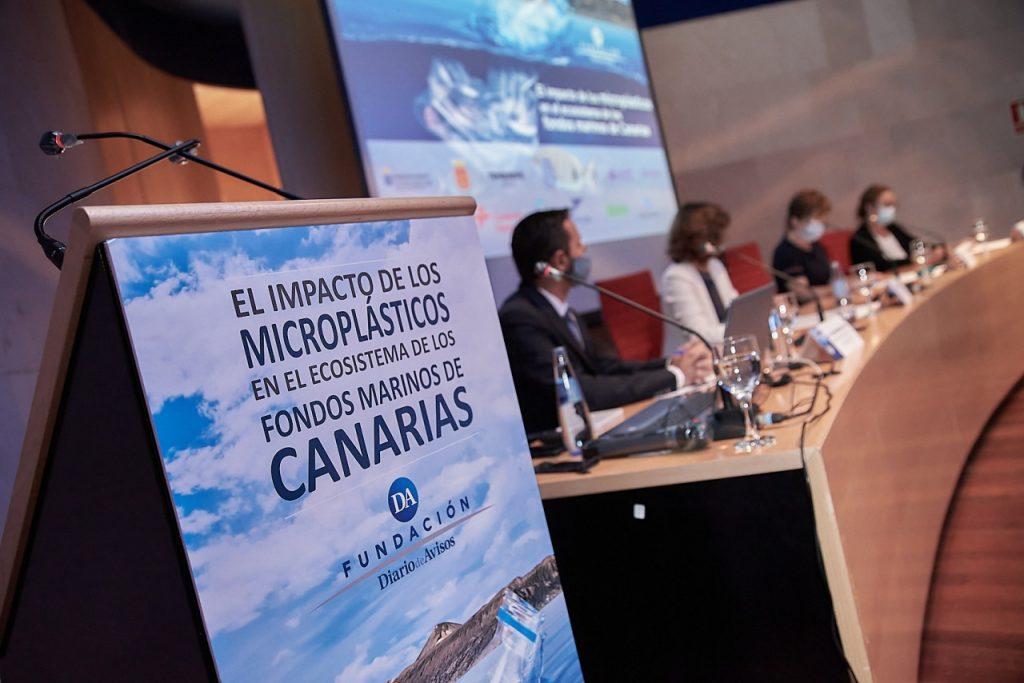 Presentación proyecto microplásticos Canarias