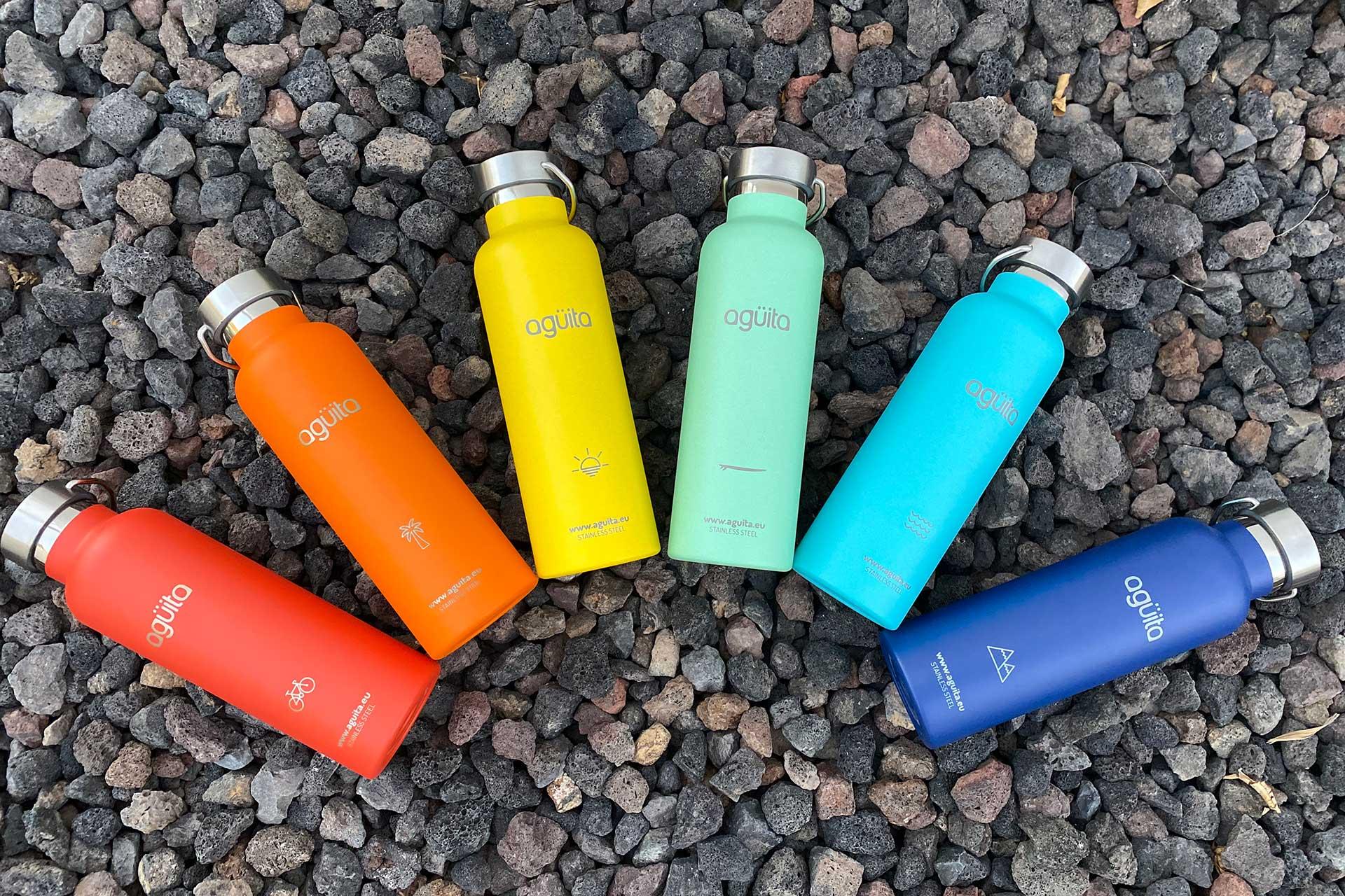 AGÜITA suma su apoyo a la lucha contra el plástico