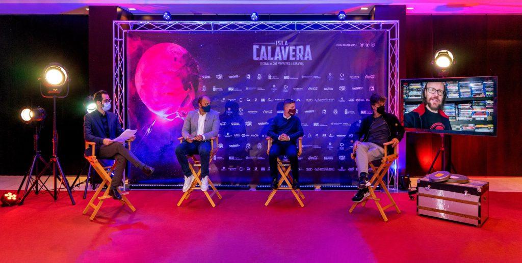 II ENCUENTRO DE INDUSTRIAAUDIOVISUAL DEL FESTIVAL ISLA CALAVERA